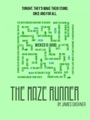 Maze Runner Quotes Tumblr