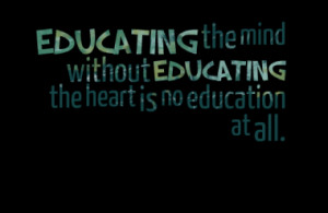 Life without an Education Quotes