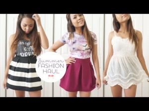 Summer Fashion Haul! | Charmaine Manansala