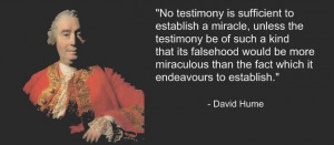 David Hume quote by Philiposophy