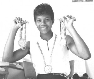 Wilma Rudolph Quotes & Sayings