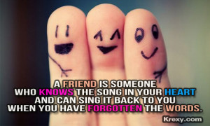 Friendship Quotes Song