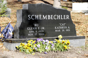 the dead schembechlers
