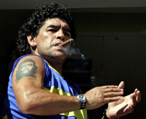 Diego Maradona on proving the doubters wrong.