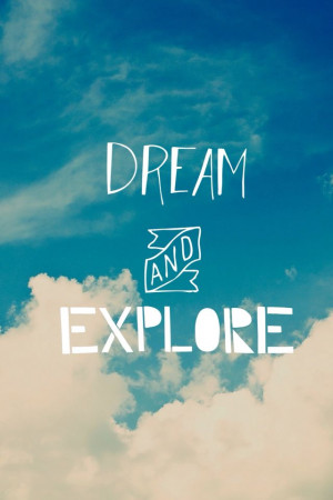 Explore the world☺️