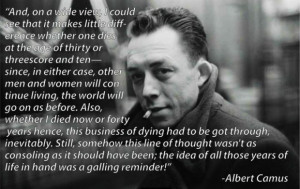 Albert camus quotes some of the best quotes on existentialism