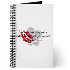 Redhead Sayings Journals & Notebooks