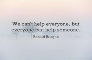 Inspirational Quote by Ronald Reagan