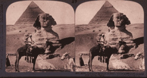 ... Pyramids, taken by James Henry Breasted [1908] (Public Domain Image