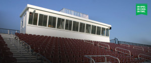 Shelters Buildings Canopies & Press Boxes