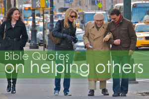 Bible Quotes on Helping Others