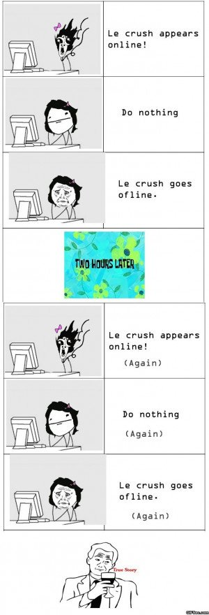 Funny Memes About Crushes