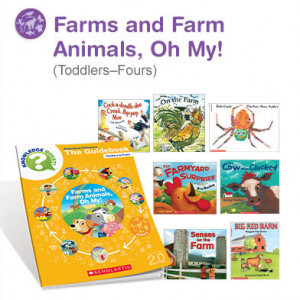 Visit a farm and meet all the animals!