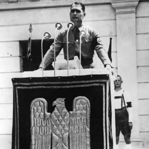 Rudolf Hess Creates Office of Racial Policy to Eliminate 'Inferior ...