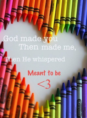 god, heart, love, meant to be, sayings