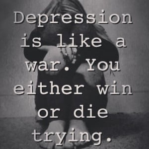 Depression Depression Overcoming Depression Quotes