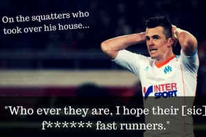 10 of Joey Barton 39 s most intellectual quotes to prove he 39 s just
