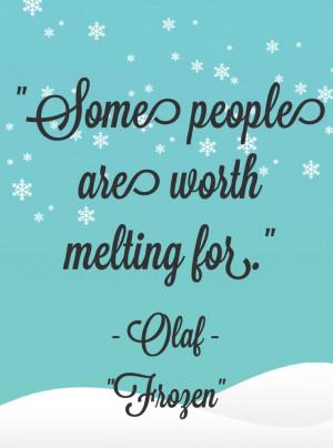 Olaf, Disney's