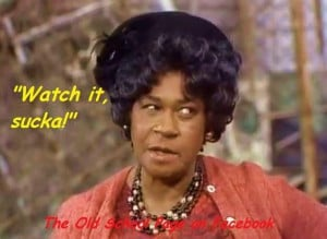... Quotes Tv, Quotes Movie, Sanford And Sons, Funny Stuff, Aunts Esther 3