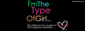 Girl Quotes Facebook Cover