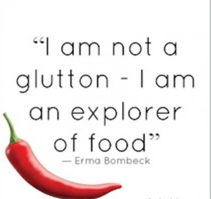 explorer of food food picture quote]