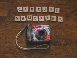 Capture Memories. always