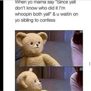 Snuggle Bear Meme