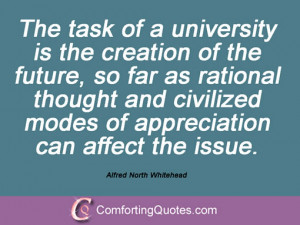 Alfred North Whitehead Quotes