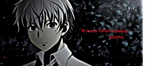 Quote #1 (Akise Aru - Mirai Nikki) by KawaiiShinigamiAkisa