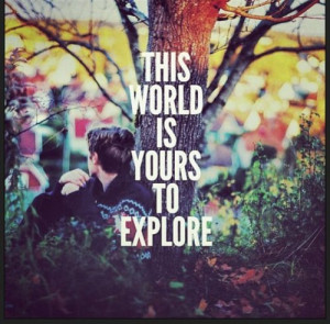 explore # the # world