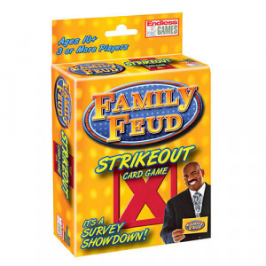 Family Feud Strike Out Card