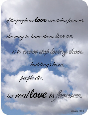 Quotes About Losing Someone Special Loved One Passing Away...