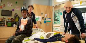 Steven Spielberg's Series About Sick Teens In A Swanky Hospital Is ...