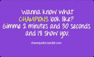 Cheerleading Quotes | We Heart It