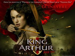 Guinevere -- King Arthur
