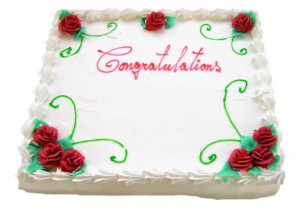 Congratulations Cake Ideas