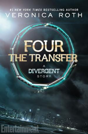 Notícia] Veja a capa de Veronica Roth 'Four: A Collection ...
