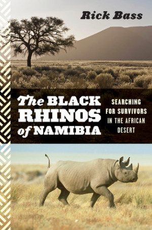 The Black Rhinos of Namibia: Searching for Survivors in the African ...