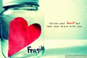 Quote, jar, heart, cute, art