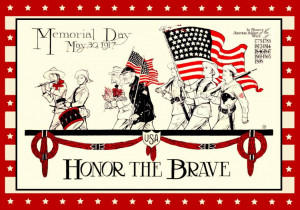 Memorial Day Picture Quotes And Sayings: Vintage Memorial Day ...