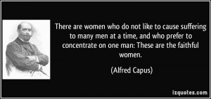 Quotes About Faithful Women