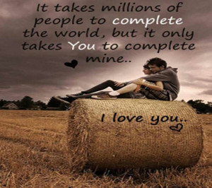 You complete meYou Complete Me, Life, Sweets Quotes, Complete ...