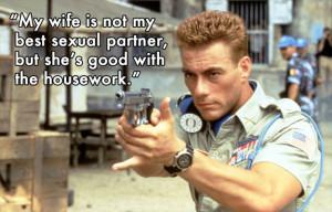 Jean Claude Van Damme dijo en su vida4 Las 10 Mejores cosas que Jean ...