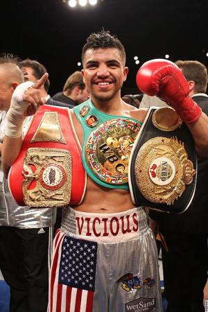 Photos: Victor Ortiz vs Andre Berto: The War at Foxwoods