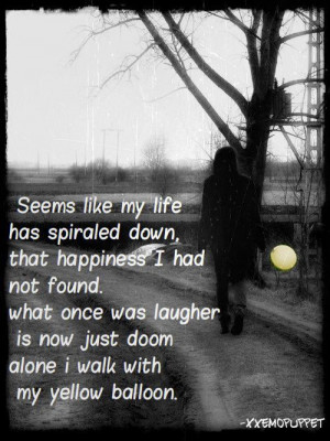 ... Quotes, Sad Emo Quotes, Beautiful Sadness, Quotes Cut, Sad Quotes