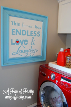 Laundry room quote#Repin By:Pinterest++ for iPad#