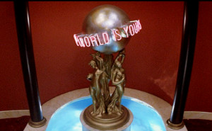 The World is Yours (mine)