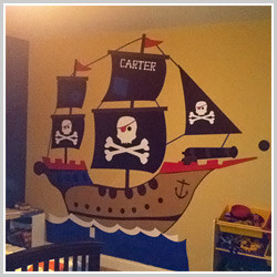 Removable Wall Art and Temporary Vinyl Wall Quotes by Wall Appeals!