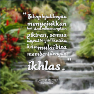 quotes from Ahmadi Amrun Lurah KampungWirausaha