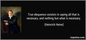 More Heinrich Heine Quotes